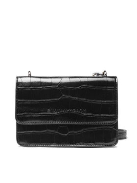 Silvian Heach Silvian Heach Handtasche Shoulder Bag Mini RCA21014BO Schwarz