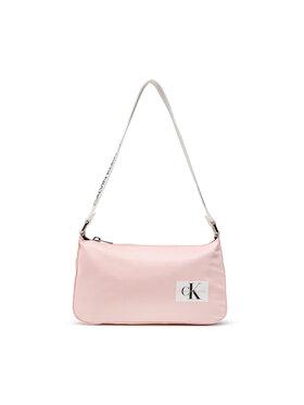 Calvin Klein Jeans Calvin Klein Jeans Kabelka Logo Strap Shoulder Bag IU0IU00183 Ružová