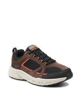 Skechers Skechers Παπούτσια πεζοπορίας Duelist 237285/CHBK Καφέ