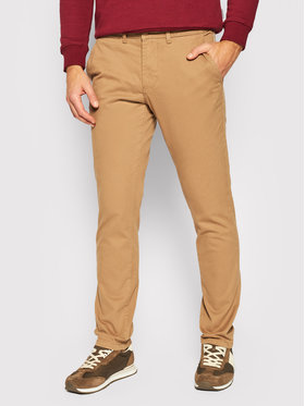 Napapijri Napapijri Spodnie materiałowe Mana Wint 1 NP0A4EO2 Beżowy Regular Fit