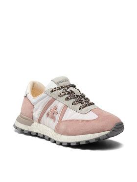 Premiata Premiata Sneakersy Johnlowd 5176 Różowy