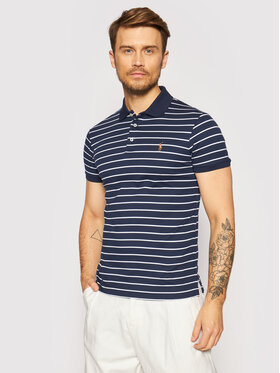 Polo Ralph Lauren Polo Ralph Lauren Polo 710755892022 Bleu marine Slim Fit