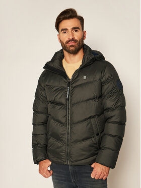 G-Star RAW G-Star RAW Vatovaná bunda Whistler Hdd Puffer D14010-B958-995 Zelená Regular Fit