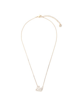 Swarovski Swarovski Collana Swan Necklace 5121597 Oro