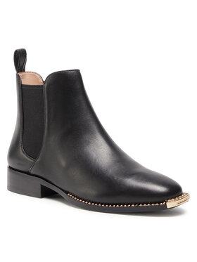Coach Coach Kotníková obuv s elastickým prvkem Nichole Leather G5361 Černá