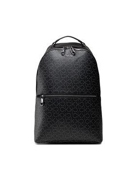 Calvin Klein Calvin Klein Plecak Minimalism Round Bp Mono K50K508097 Czarny