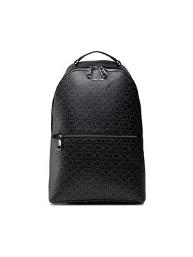 Calvin Klein Calvin Klein Sac à dos Minimalism Round Bp Mono K50K508097 Noir