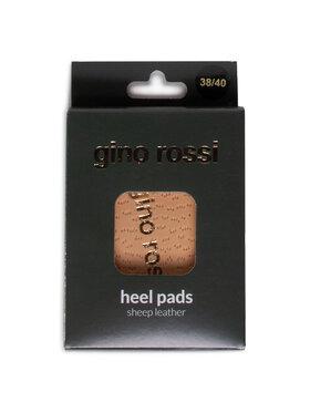 Gino Rossi Gino Rossi Силиконови пластири за пети Heel Pads Бежов