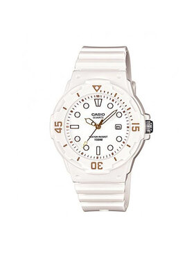 Casio Casio Zegarek LRW-200H-7E2VEF Biały