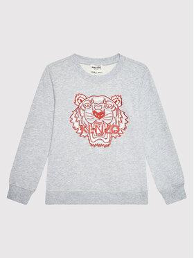 Kenzo Kids Kenzo Kids Sweatshirt K15128 Grau Regular Fit