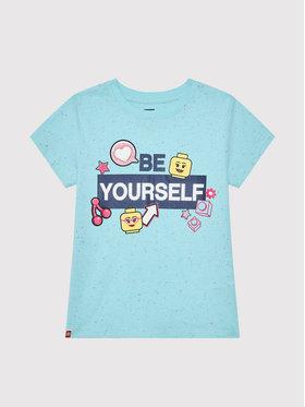 LEGO Wear LEGO Wear T-Shirt 12010073 Modrá Regular Fit