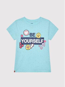 LEGO Wear LEGO Wear T-Shirt 12010073 Niebieski Regular Fit