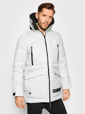 Puma Puma Zimná bunda HELLY HANSEN Tech Winter 598276 Sivá Regular Fit