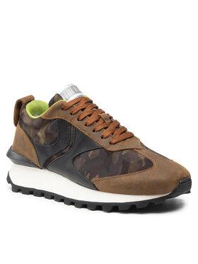 Voile Blanche Voile Blanche Sneakersy Qwark Man 0012016270.11.1D70 Zielony