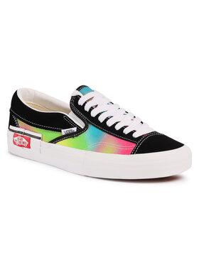 Vans Vans Sneakers aus Stoff Slip-On Cap VN0A3WM52191 Bunt