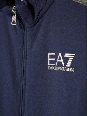 EA7 Emporio Armani EA7 Emporio Armani Dres 6KBV56 BJ5BZ 1554 Granatowy Regular Fit