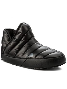 The North Face The North Face Пантофи Thermoball Traction Bootie T93MKHYXA Черен