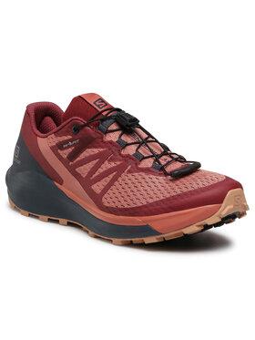 Salomon Salomon Chaussures Sense Ride 4 W 413055 20 V0 Orange