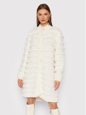 TWINSET TWINSET Cardigan 212TT3060 Blanc Regular Fit