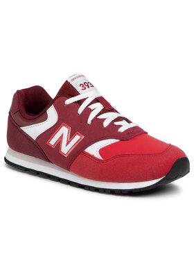 New Balance New Balance Sneakersy YC393TRD Červená
