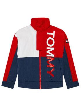 Tommy Hilfiger Tommy Hilfiger Kurtka przejściowa Bold KS0KS00186 M Granatowy Regular Fit