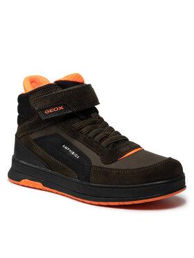 Geox Geox Sneakersy J Astuto B.B Abx A J16FDA 0ME22 C3348 S Zielony