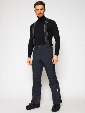 Colmar Colmar Ски панталони Sapporo-Rec 1423 1VC Черен Regular Fit