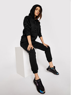 Sprandi Sprandi Sweatshirt SS21-BLD002 Schwarz Regular Fit