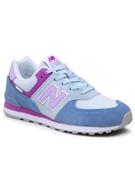 New Balance New Balance Sneakersy GC574SL2 Niebieski
