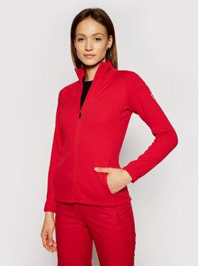 Rossignol Rossignol Bluza Classique Clim RLIWS02 Czerwony Slim Fit