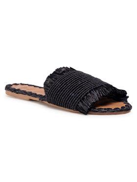Manebi Manebi Ciabatte Leather Sandals S 1.6 Y0 Nero