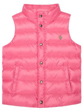 Polo Ralph Lauren Polo Ralph Lauren Γιλέκο 313784339 Ροζ Regular Fit