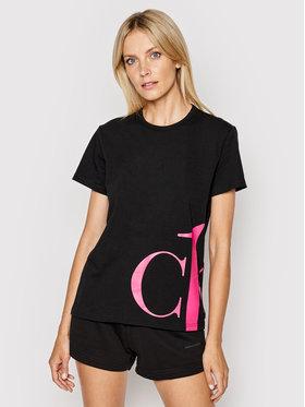 Calvin Klein Underwear Calvin Klein Underwear T-Shirt Crew Neck 000QS6487E Černá Regular Fit
