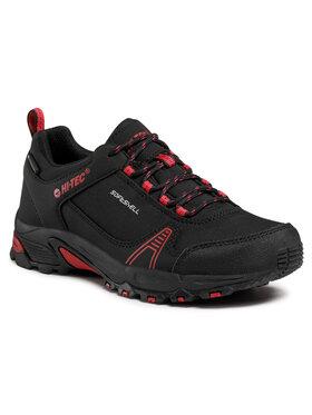 Hi-Tec Hi-Tec Трекінгові черевики Hapiter Low Wp AVSSS21-HT-BD-01 Чорний