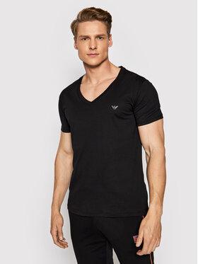 Emporio Armani Emporio Armani T-Shirt 211801 1P477 00020 Czarny Regular Fit