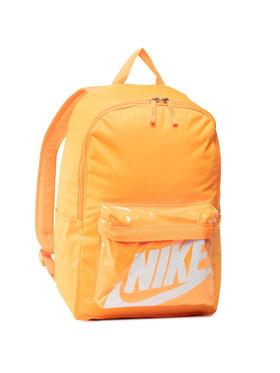 NIKE NIKE Plecak BA6175-845 Pomarańczowy