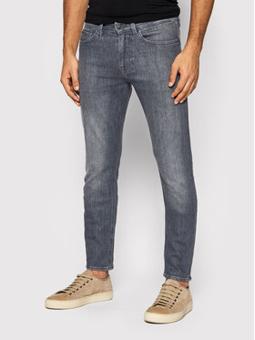 Boss Boss Jeans Delaware 50451230 Grigio Slim Fit
