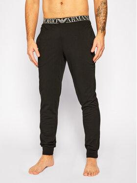 Emporio Armani Underwear Emporio Armani Underwear Pyžamové kalhoty 111690 0A720 00020 Černá