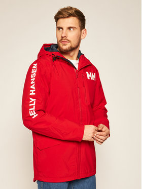 Helly Hansen Helly Hansen Vatovaná bunda Active Fall 2 53325 Červená Regular Fit