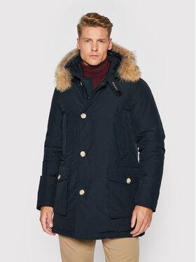 Woolrich Woolrich Daunenjacke Arctic CFWOOU0482MR UT0001 Dunkelblau Regular Fit