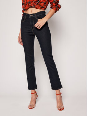 Levi's® Levi's® Jeans 724™ High-Waisted 18883-0015 Blu scuro Regular Fit