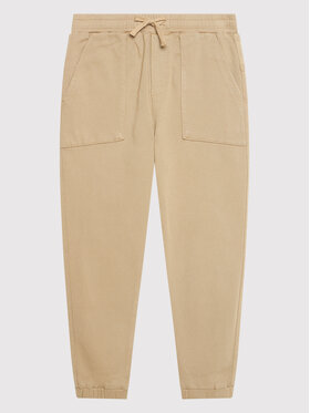 United Colors Of Benetton United Colors Of Benetton Joggers 49NX55FU0 Bézs Slim Fit