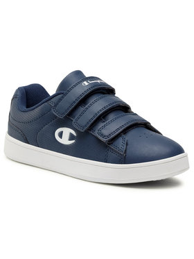 Champion Champion Sneakers Low Cut Shoe 1980 Pu B Ps S31508-S19-BS501 Dunkelblau