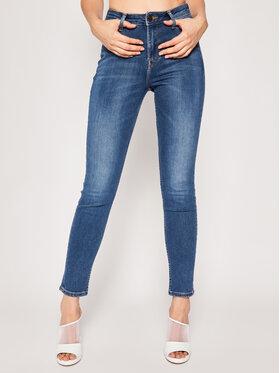 Lee Lee jeansy Skinny Fit Scarlett High L626DUIW Blu scuro Skinny Fit