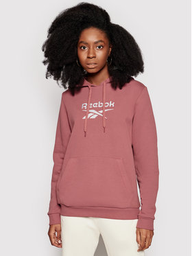 Reebok Reebok Sweatshirt Classics Foundation French Terry GP2149 Rose Oversize