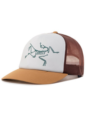 Arc'teryx Arc'teryx Casquette Bird Trucker 23968 Marron