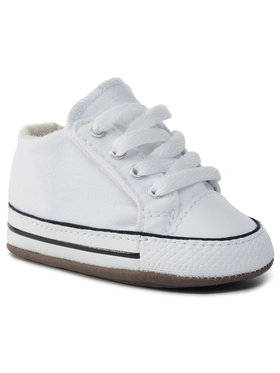 Converse Converse Гуменки Ctas Cribster Mid 865157C Бял