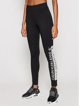 Calvin Klein Jeans Calvin Klein Jeans Colanți J20J215789 Negru Slim Fit