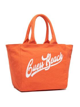Guess Guess Дамска чанта E1GZ09 WO00F Оранжев