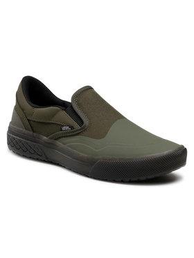Vans Vans Πάνινα παπούτσια Mod Slip-On VN0A4TZZ1WN1M Πράσινο